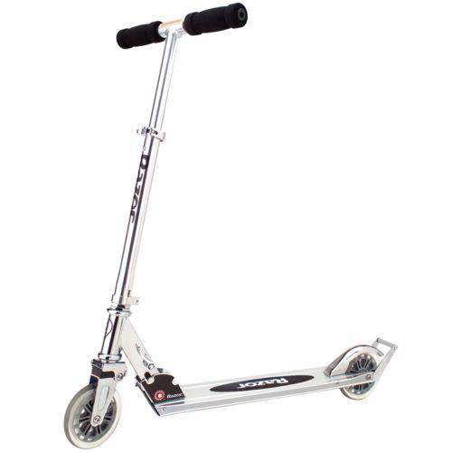 Razor A3 Kick Scooter - Clear