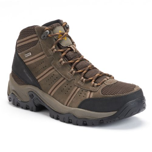 columbia grants pass waterproof s hiking boots
