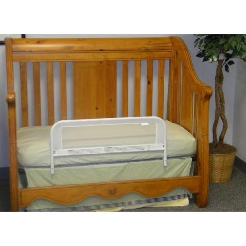 KidCo Convertible Crib Mesh Bed Rail