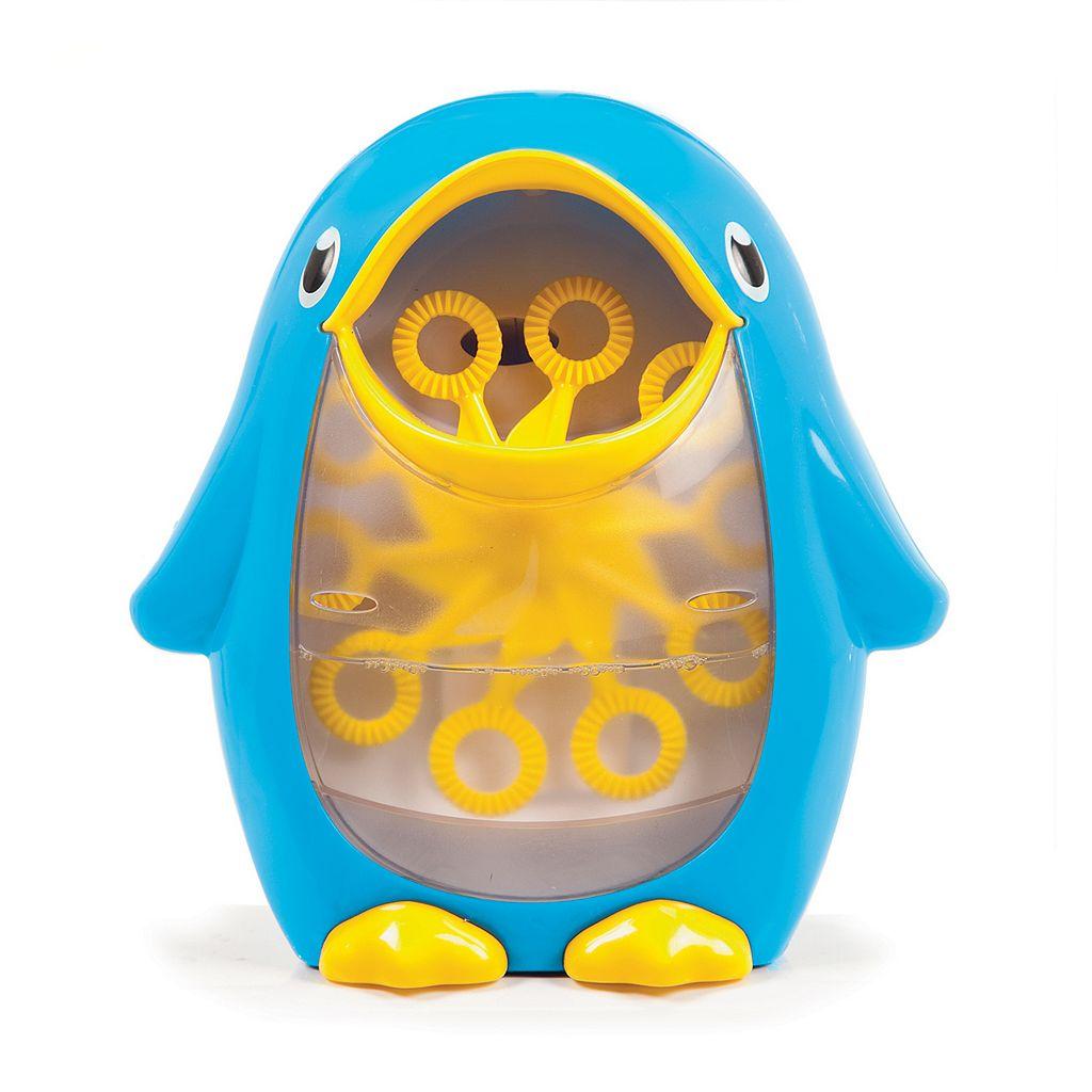 Munchkin Penguin Bath Fun Bubble Blower