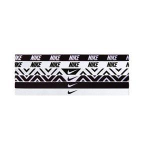 Nike 6-pk. Zigzag Sport Headbands