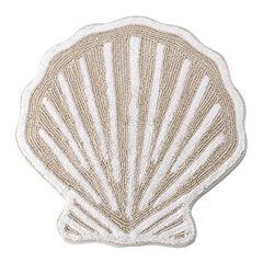 SONOMA Goods for Life™ Shoreline Shell Reversible Bath Rug