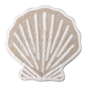 SONOMA Goods for Life™ Shoreline Shell Reversible Bath Rug