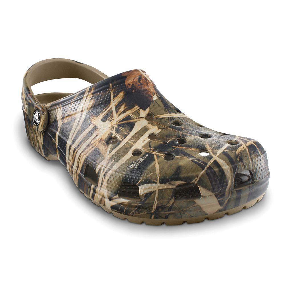 7a799bc9e Crocs Classic Realtree V2 Adult Camouflage Clogs
