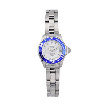 Invicta Women's Pro Diver Stainless Steel Watch