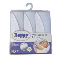 Boppy 3-pk. Waterproof Changing Pad Liners