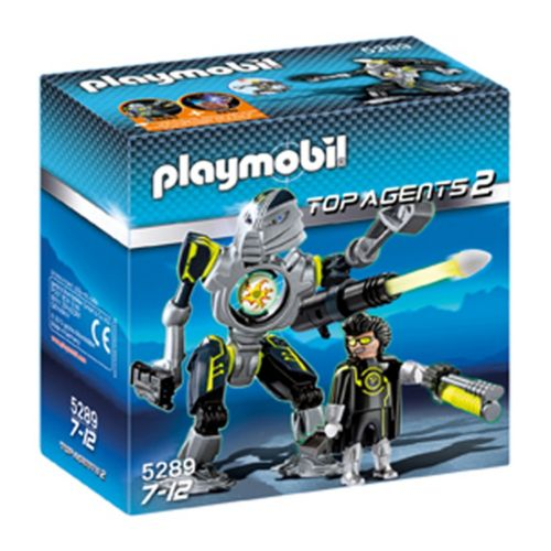 Playmobil Mega Masters Robo Blaster - 5289