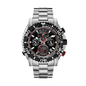 Bulova Men's Precisionist Stainless Steel Chronograph Watch - 98B212