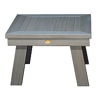 highwood Pocono Deep Seating Outdoor Side Table