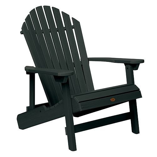 Highwood Hamilton Folding Reclining Adirondack Chair King