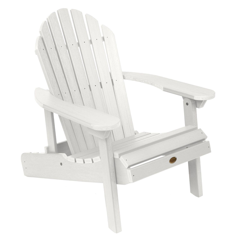 Highwood Hamilton Folding U0026 Reclining Adirondack Chair   Adult