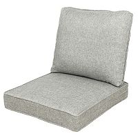 SONOMA Goods for Life™ Presidio 2 pc Patio Chair Seat Cushion Set - Outdoor