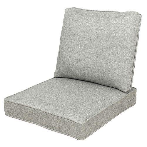 Presidio 2 Pc Patio Chair Seat Cushion