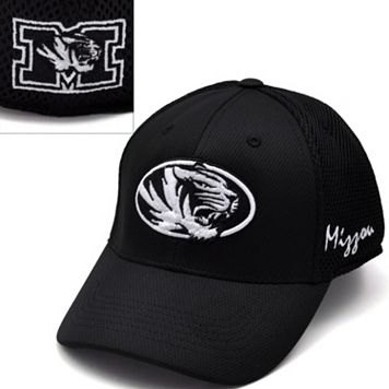 Adult Top of the World Missouri Tigers Fairway One-Fit Cap