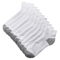 Men's Tek Gear® 10-pk. Quarter-Crew Socks
