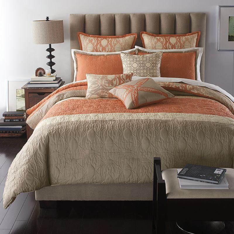bryan keith delray 9 pc reversible comforter set