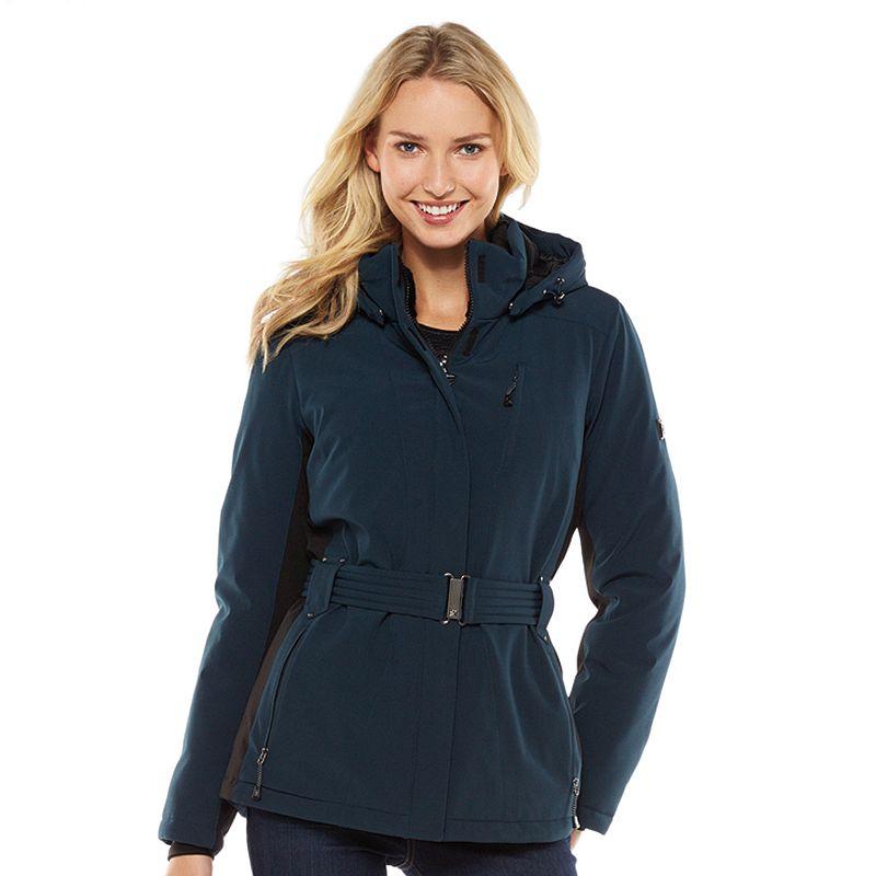Zeroxposur Colorblock Belted Jacket Women S