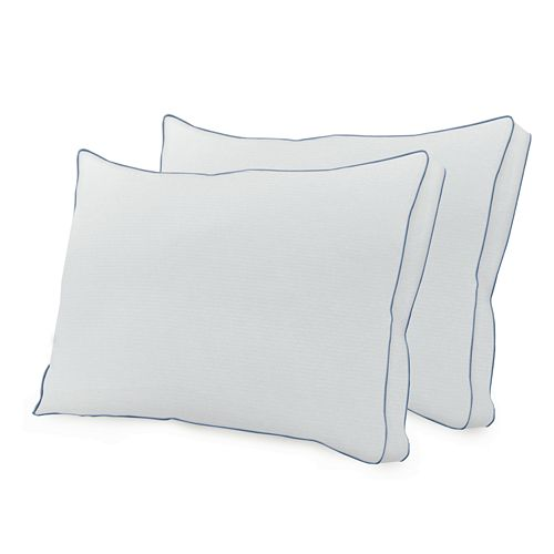SensorPEDIC MemoryLoft Deluxe 2-pack Gusseted Pillow