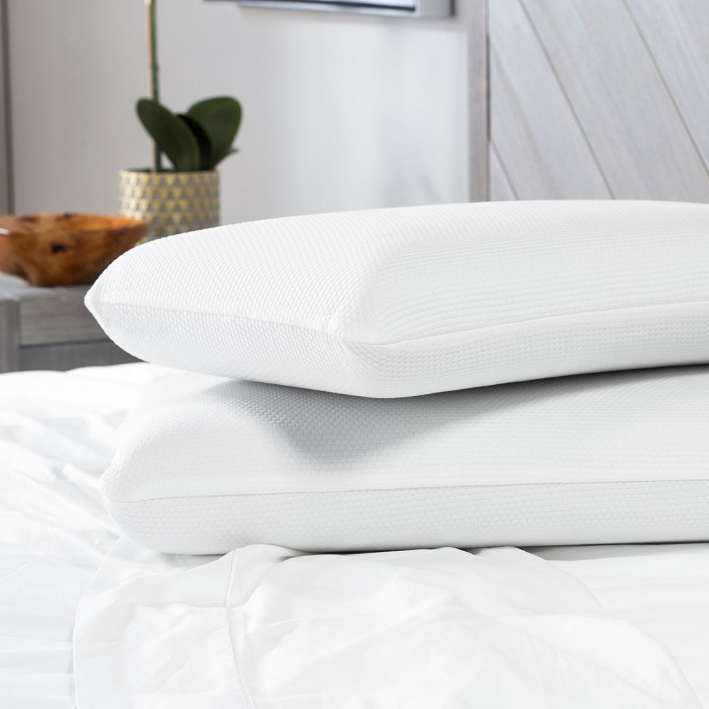 SensorPEDIC Classic Comfort 2-pk. Firm Memory Foam Pillows - Standard