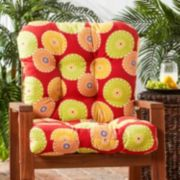 Greendale Home Fashions Seat & Back Outdoor Chair Cushion - Tall