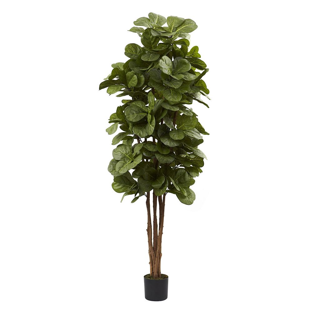 nearly natural 6-ft. Fiddle Leaf Fig Tree