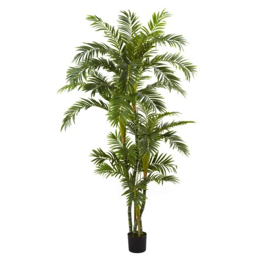 nearly natural 6-ft. Curved Parlor Palm Tree