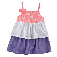 Jumping Beans® Tiered Babydoll Tank - Toddler