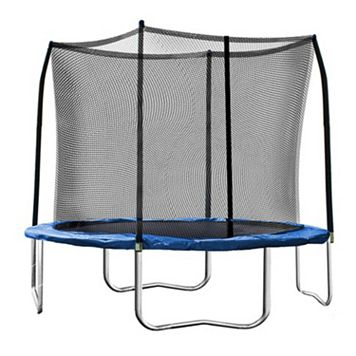 Skywalker Trampolines 10-ft. Round Trampoline with Enclosure