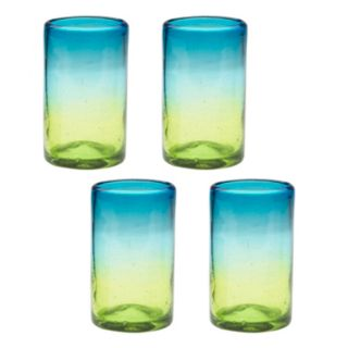 Amici by Global Amici Sonora 4-pc. Highball Glass Set
