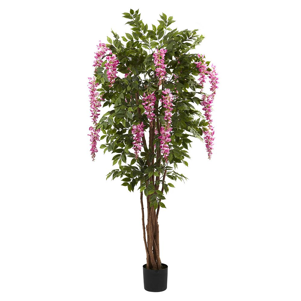 nearly natural 6 1/2-ft. Wisteria Tree