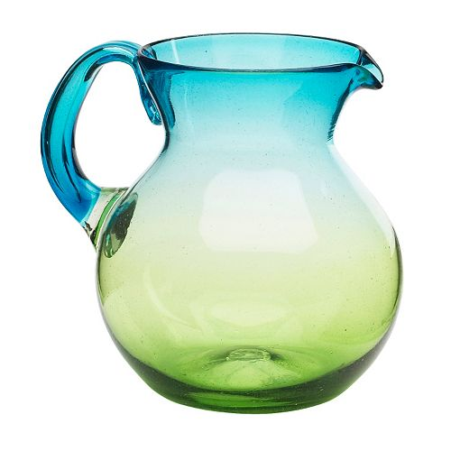 Amici by Global Amici Sonora Glass Pitcher