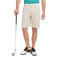 Men's IZOD XFG Solid Microfiber Performance Cargo Golf Shorts