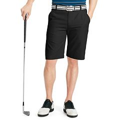 new style a4a66 4bdfd Men s IZOD Solid Microfiber Performance Golf Shorts