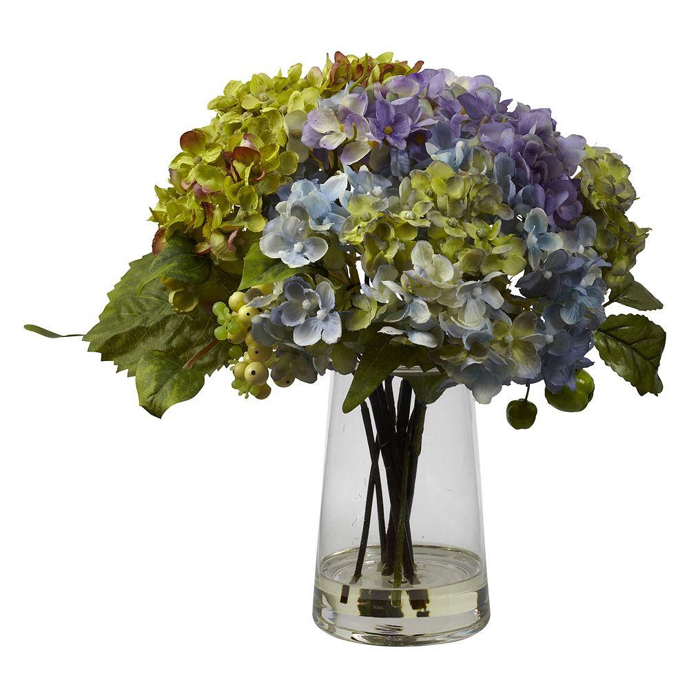nearly natural Hydrangea Arrangement