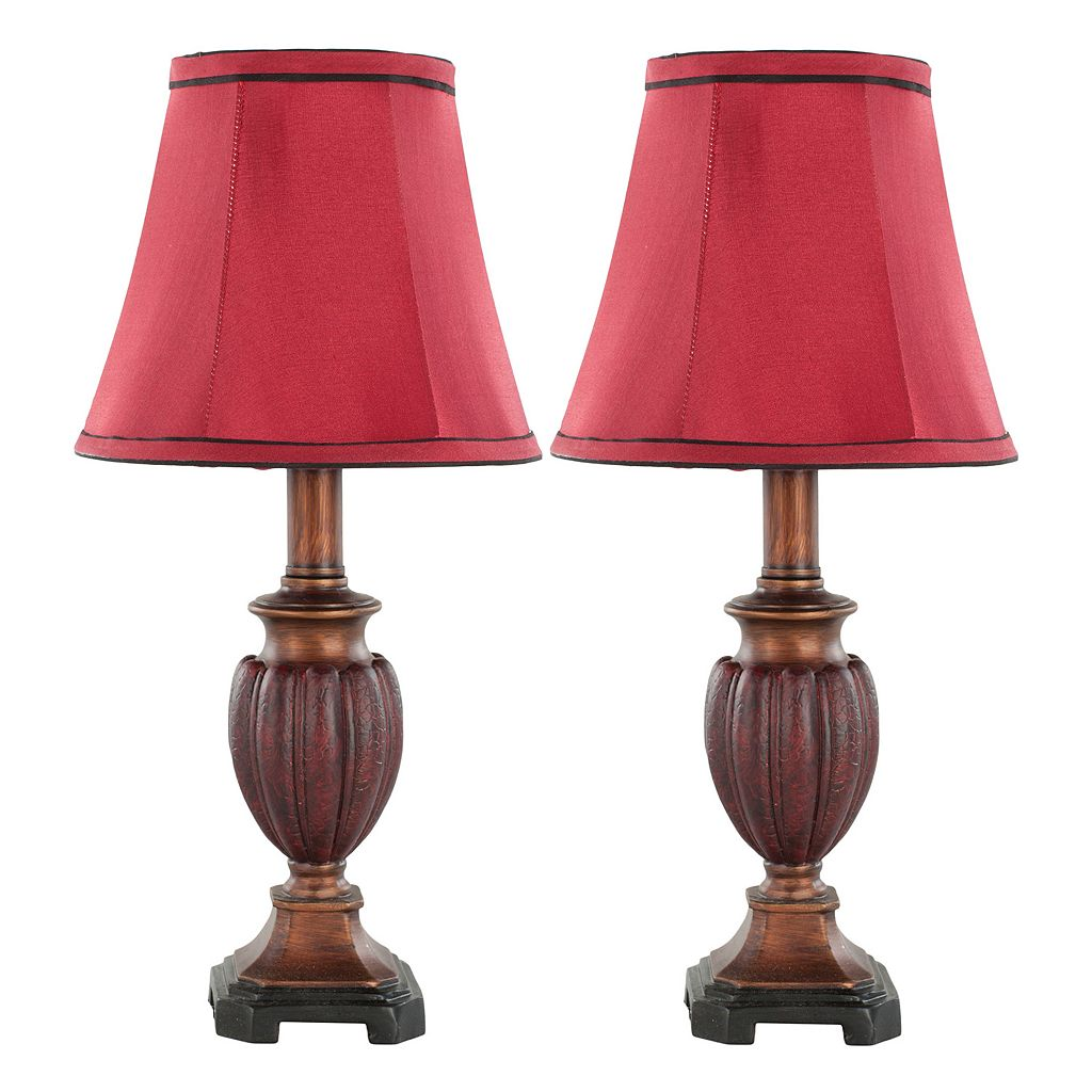 Safavieh 2-piece Hermione Table Lamp Set