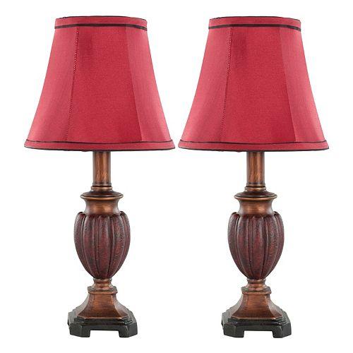 Safavieh 2-piece Hermione Table Lamp Set