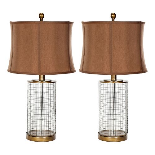 Safavieh 2-piece Aerie Table Lamp Set