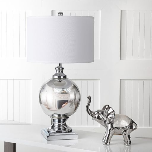 Safavieh Alcott Mercury Glass Table Lamp