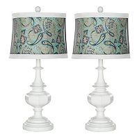 Safavieh 2 pc Ella Table Lamp Set