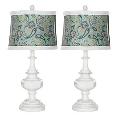 Safavieh 2 pc Ella Table Lamp Set