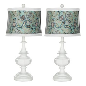 Safavieh 2-piece Ella Table Lamp Set