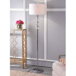 Safavieh Pippa Glass Globe Floor Lamp