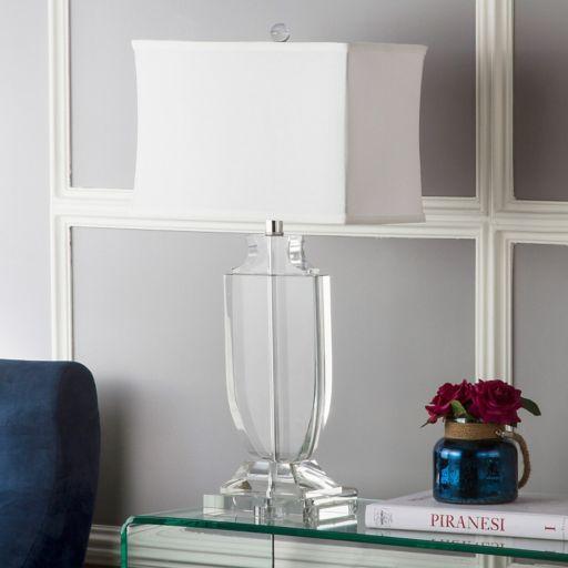 Safavieh Deirdre Crystal Table Lamp