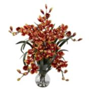 nearly natural Large Cymbidium Floral Arrangement