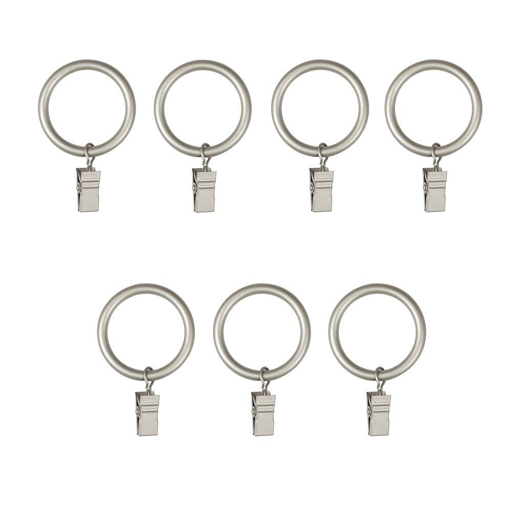 Umbra 7-pk. Clip Curtain Rings