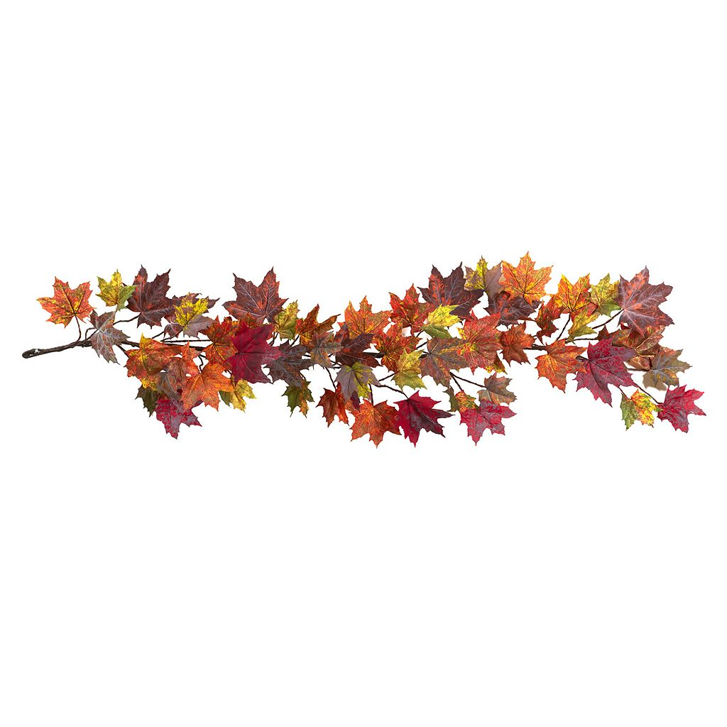 nearly natural Maple Leaf Garland
