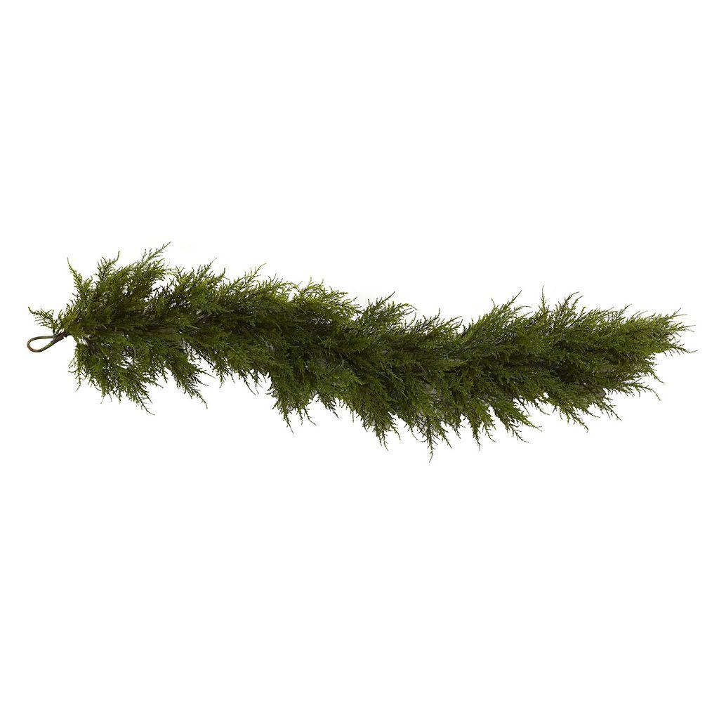 nearly natural Cedar Christmas Garland