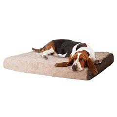 PAW Orthopedic Memory Foam Rectangular Pet Bed - 46'' x 27''