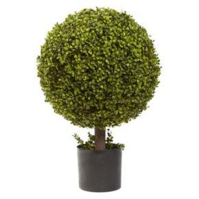 nearly natural Boxwood Topiary