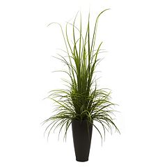 nearly natural River Grass Arrangement - Indoor & Outdoor